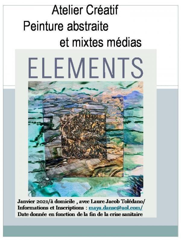 Ateliers elemnts arts visuels 1